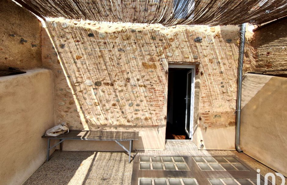 Vente maison 4 pièces 97 m² à Pézilla-la-Rivière (66370), 150 000 €