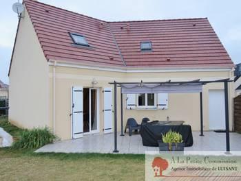 Maison 5 pièces 108,57 m2