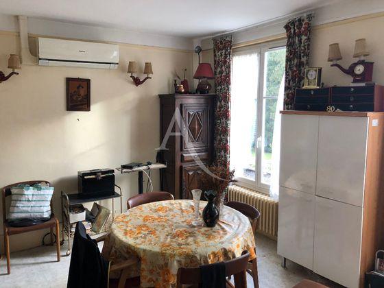 Vente maison 2 pièces 47,47 m2