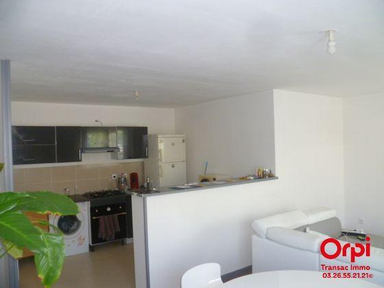 Vente appartement 2 pièces 52,51 m2