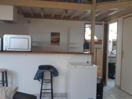 Location studio 25,3 m2