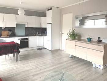 Appartement 3 pièces 62,41 m2