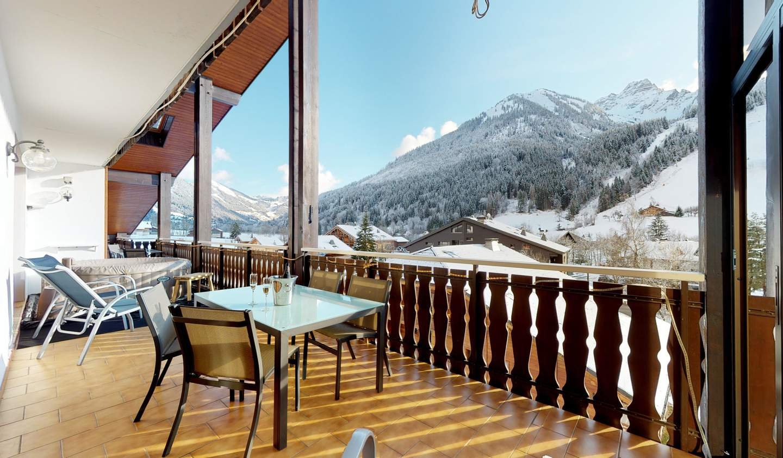 Appartement avec terrasse La Chapelle-d'Abondance