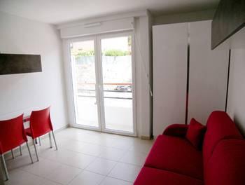Studio meublé 20,07 m2