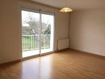 Appartement 3 pièces 57,48 m2