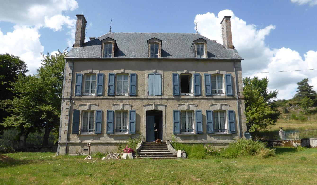 Maison avec terrasse Chaudes-Aigues