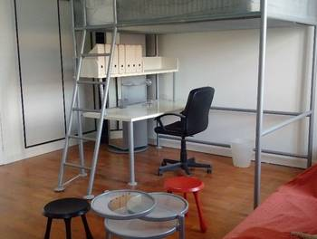 Studio meublé 28,26 m2