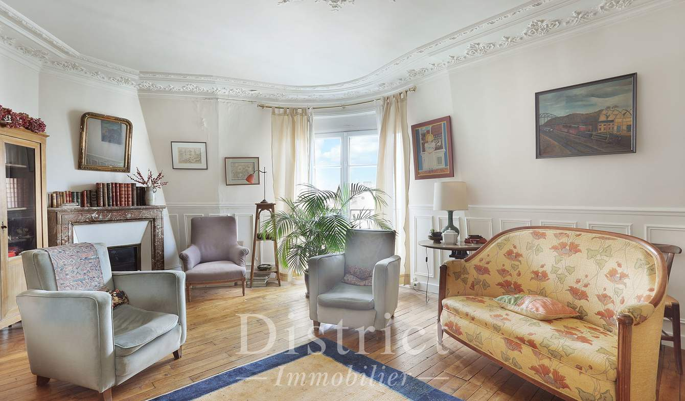 Apartment Paris 13th
