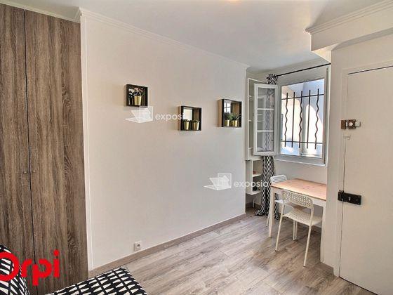 Vente studio 11,4 m2