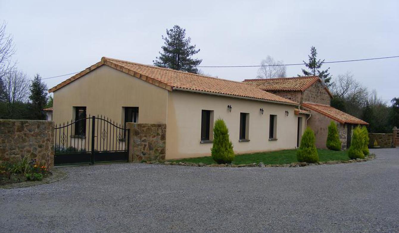 Maison Saint-Aubin-le-Cloud