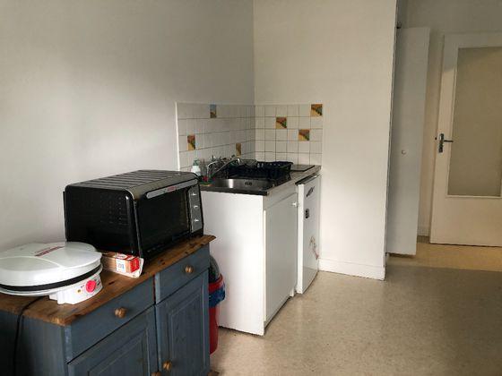 Location studio 39,77 m2