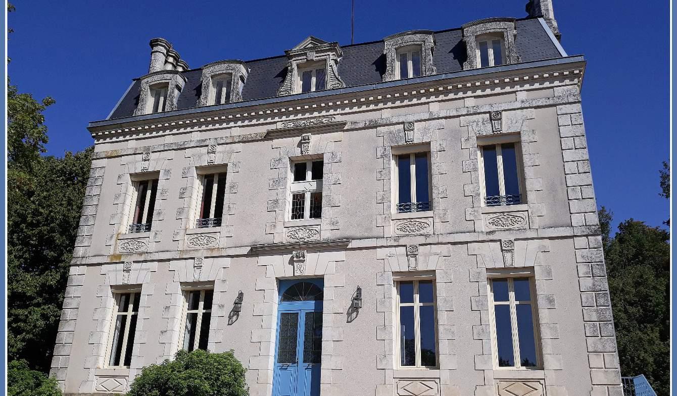 Maison Pamproux