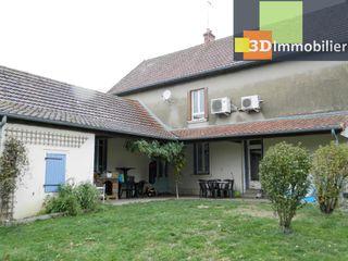 Maison Saint-Germain-du-Bois (71330)