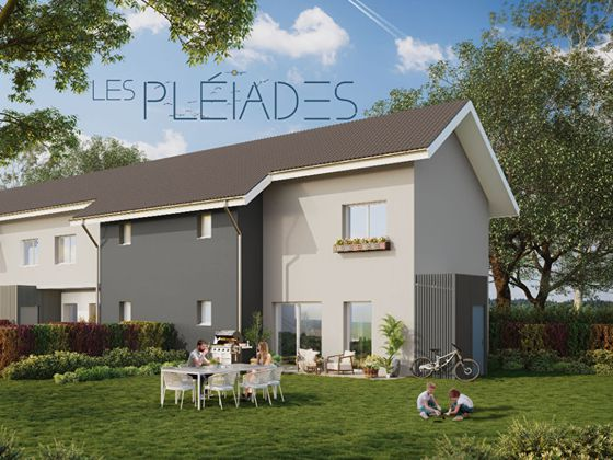 Vente maison 4 pièces 78,78 m2