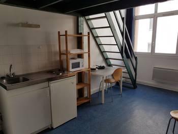 Studio meublé 17,69 m2