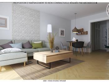 Appartement 3 pièces 65,15 m2