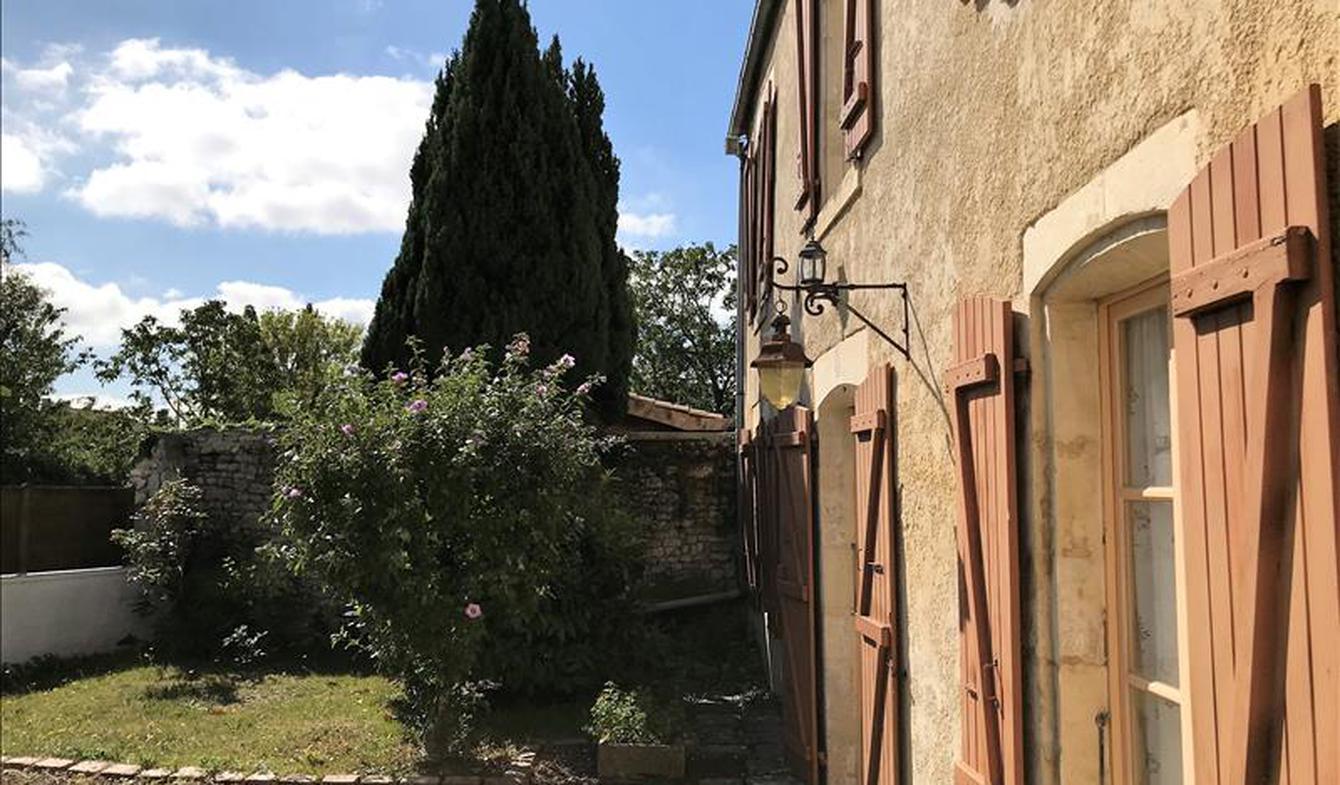 Maison Clavette