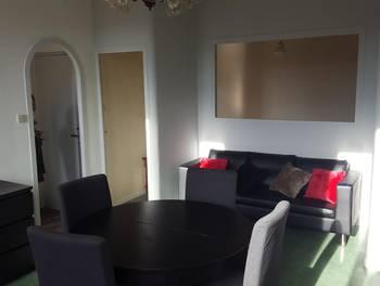 Appartement meublé 2 pièces 35 m2