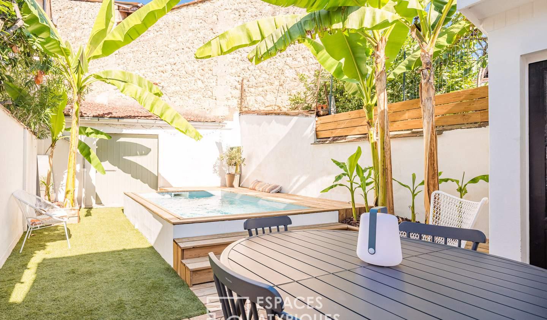 Maison avec piscine Le Bouscat