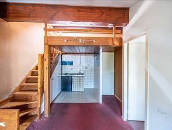 Appartement 2 pièces 28,57 m2