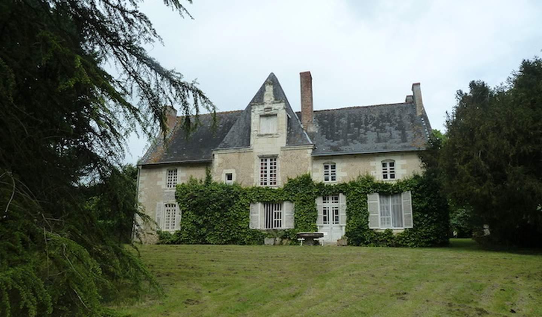Castle Montrichard