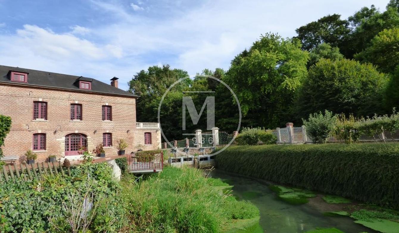 Maison avec terrasse Saint-Omer-en-Chaussée