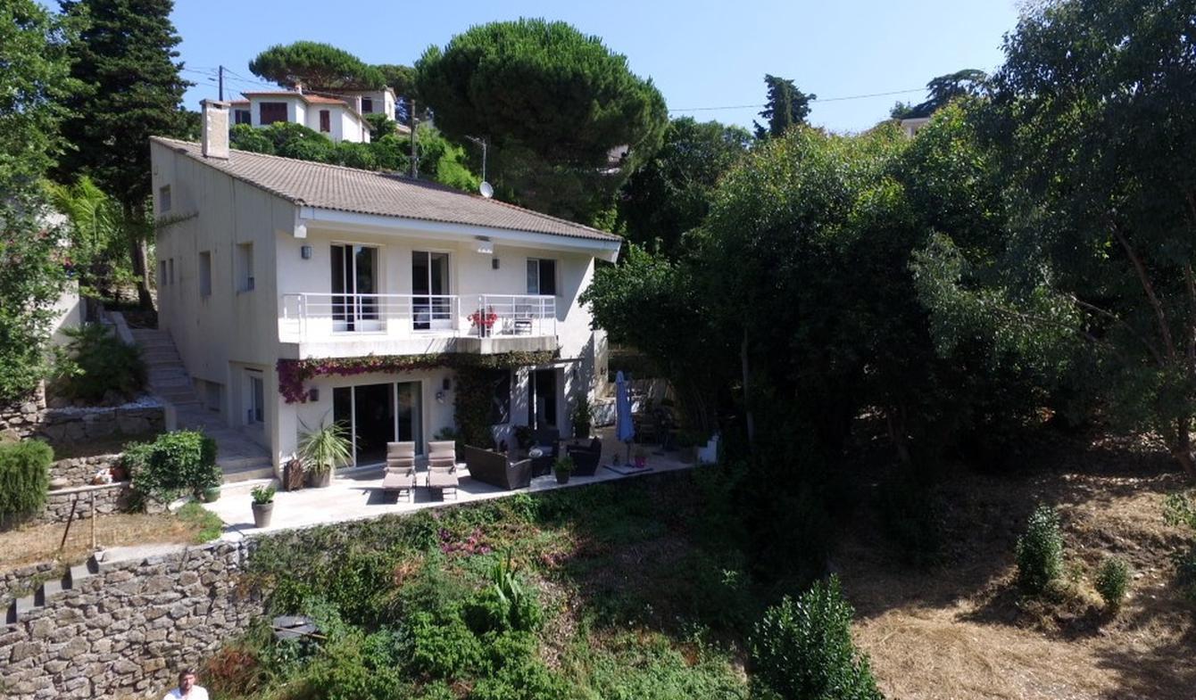 Villa avec terrasse Vallauris