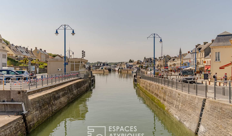 Propriété Port-en-Bessin-Huppain