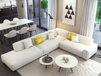 Appartement 4 pièces 107,1 m2