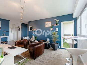 Appartement 4 pièces 73,6 m2