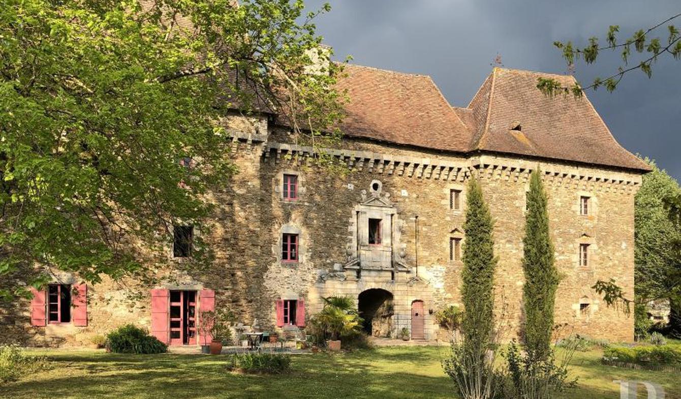 Castle La Coquille
