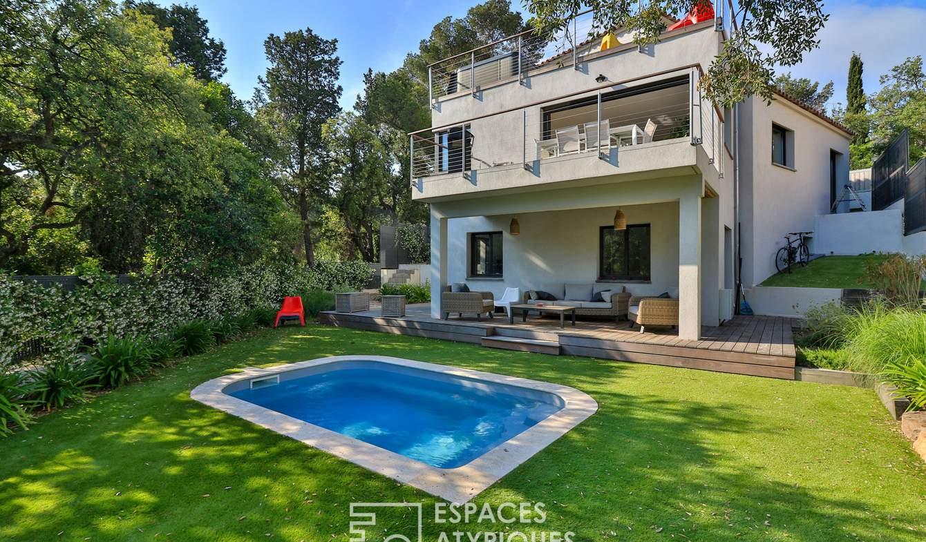 Maison avec piscine et terrasse Le Pradet