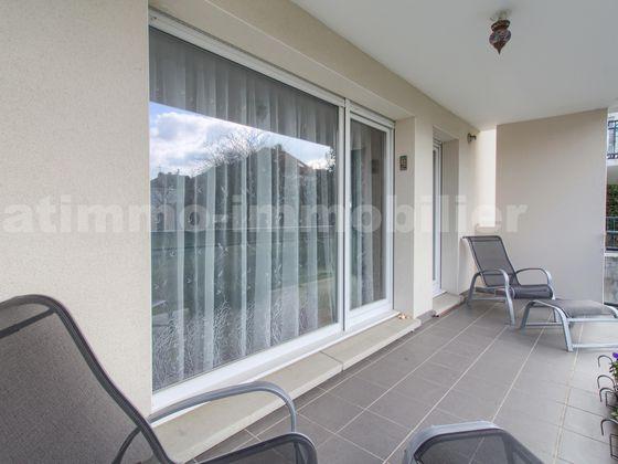 vente Appartement 3 pièces 61 m2 Metz