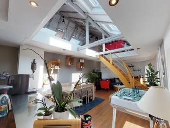 Appartement 3 pièces 83,49 m2