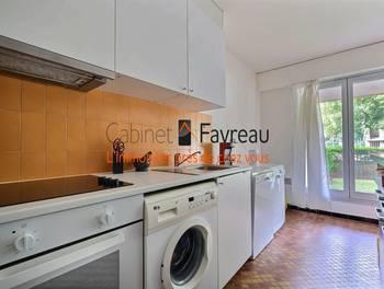 Appartement 2 pièces 53,87 m2
