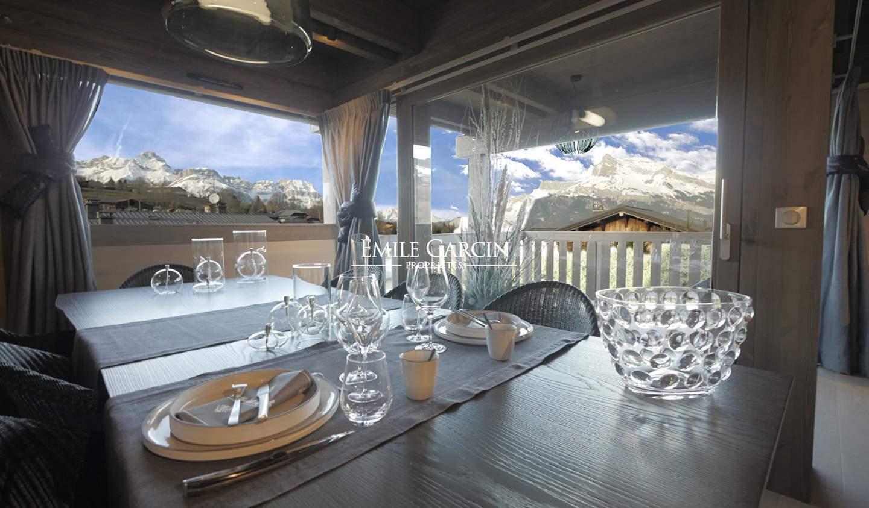 Chalet avec terrasse Megeve