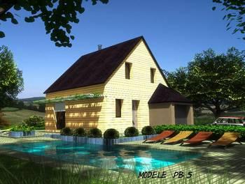 Maison 76,21 m2