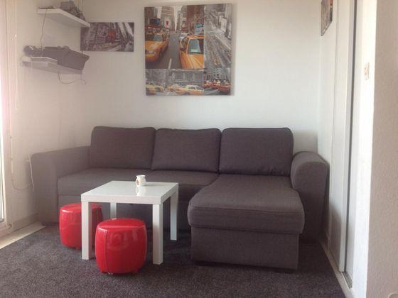 Location appartement meublé 3 pièces 38 m2