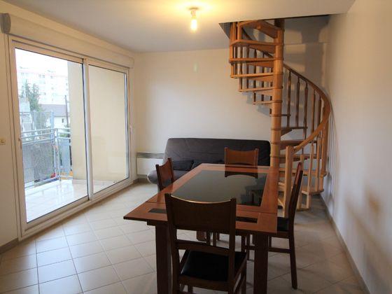Location appartement meublé 4 pièces 106,7 m2