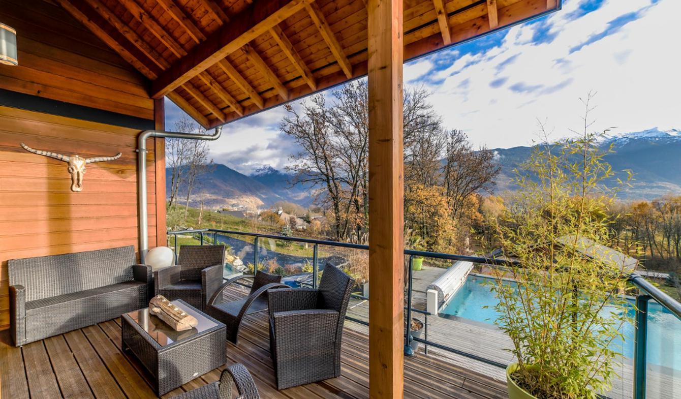 House with terrace Mercury