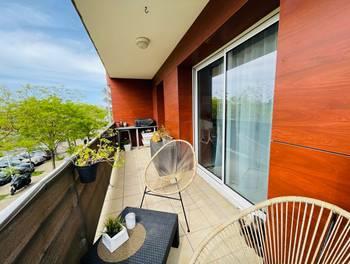 Appartement 3 pièces 66,85 m2