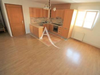 Appartement 3 pièces 52,75 m2