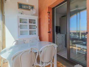 Appartement 2 pièces 22,78 m2