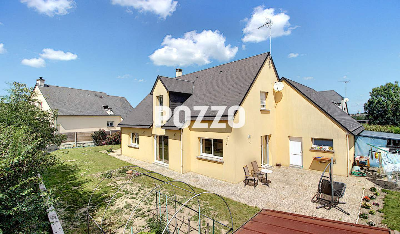 Maison avec terrasse Yquelon