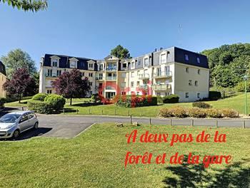 Appartement 2 pièces 46,11 m2