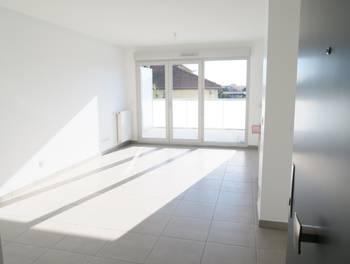 Appartement 2 pièces 44,34 m2