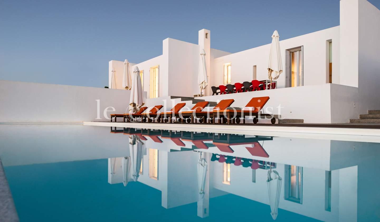 Villa avec piscine Sarakiniko