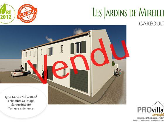 Vente maison 4 pièces 96,44 m2