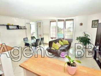 Appartement 4 pièces 78,01 m2