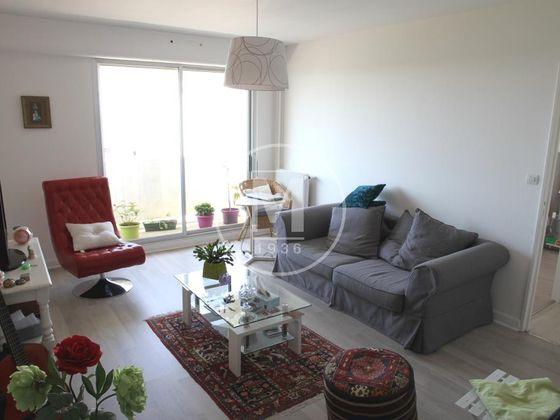 Vente appartement 2 pièces 51,39 m2